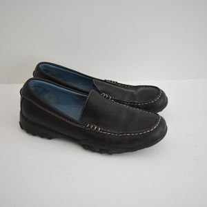 Cole Haan Slip On Leather Loafer Black